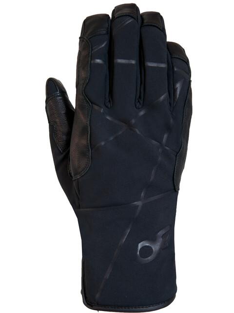 Roeckl Montana Ski Freeride Gloves black